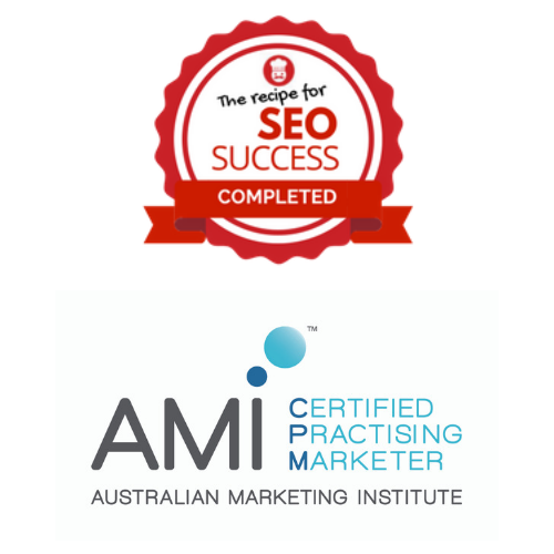 Accreditation for Amy Annetts-CPM-Recipe-for-SEO-Success