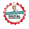 proud member of digital masterchef logo