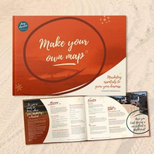 Marketing roadmap ebook for digital marketing tips